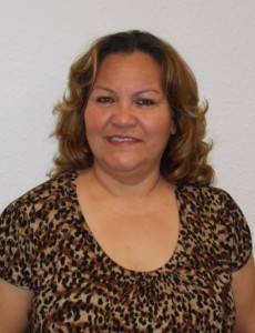 portrait of community health representative i. hernandez
