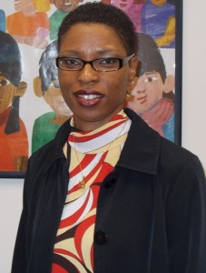 portrait of community health representative l. fralin