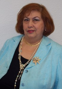 portrait of community health representative o. sanchez