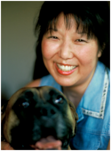 photo of community liaison committee chair Susan Shinagawa