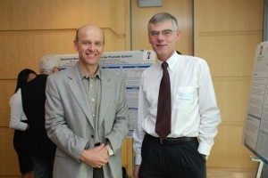 photo of researchers Drs. Boris Minev and Douglas Grojahn