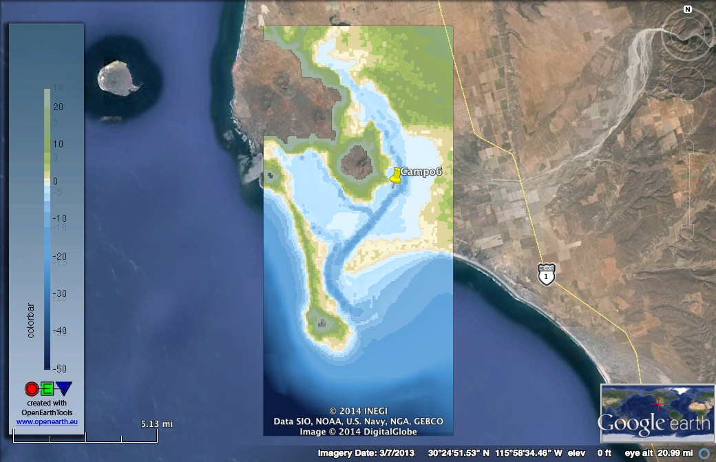 Data Assimilation in San Quintin Bay