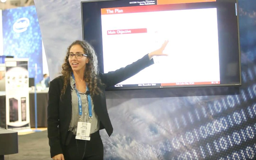 Dr. Garcia presented at the SC16 Conference