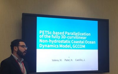 Manuel Valera Presented Paper at the SRS, SDSU