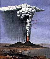 How Volcanoes Work - Plinian eruptions