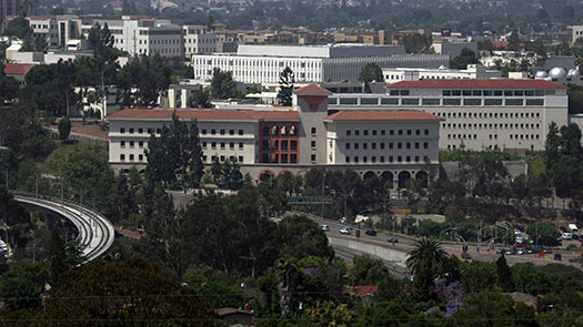 college of sciences by gary tang