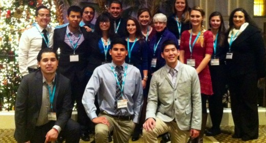 IMSD Scholars Shine at National Diversity Conferences