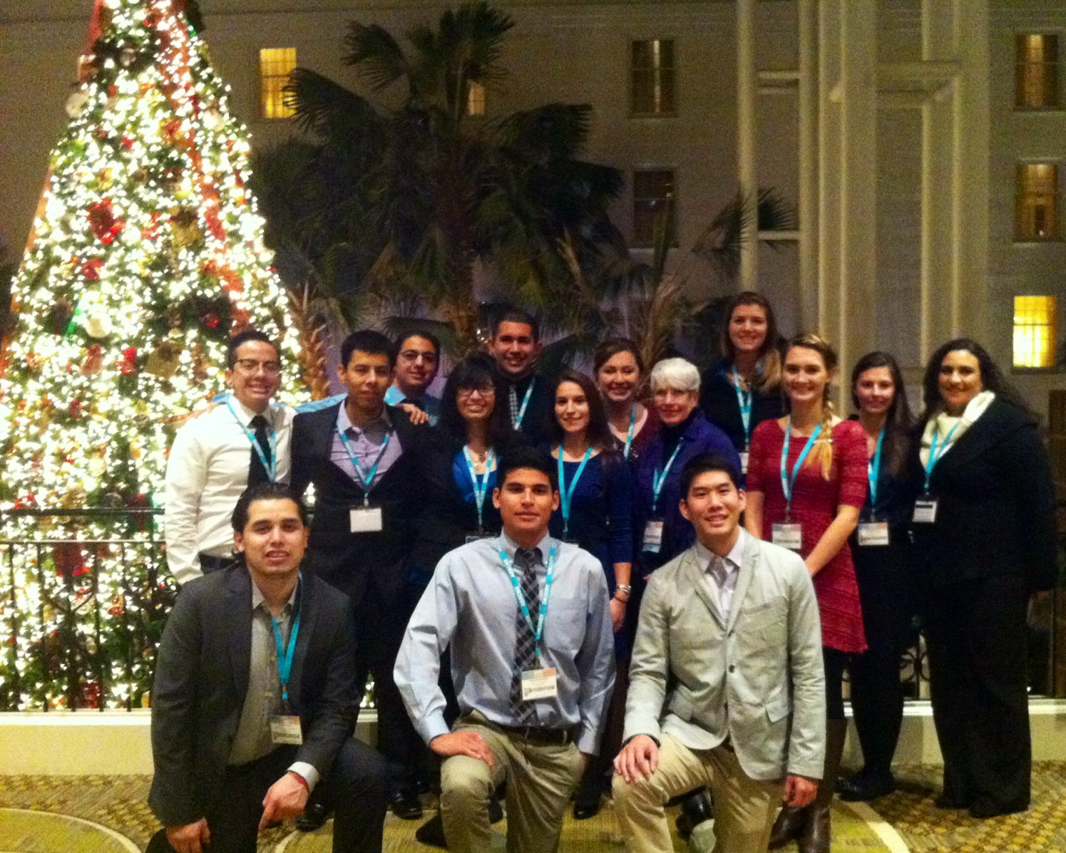 IMSD Scholars Shine at National Diversity Conferences