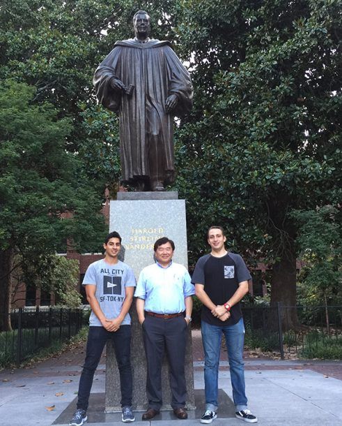 Want to Conduct Research AND Travel?! Read about Adam Perez and Grant Varnau's Summer at Vanderbilt University