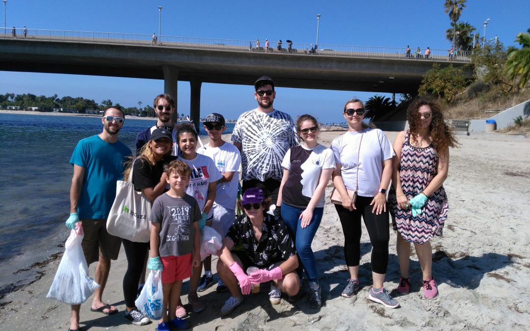 San Diego Beach Cleanup